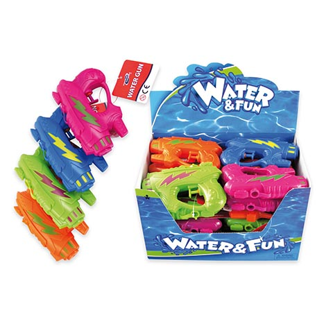 Homeware Essentials Small Water Guns - Assorted Colours