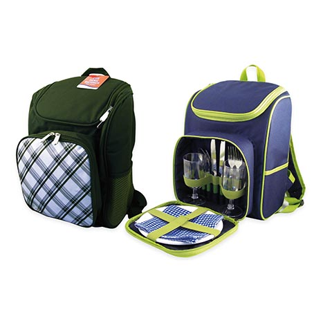 Picnic backpack 2 person