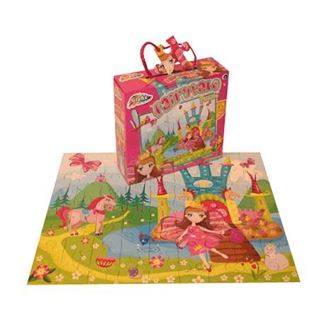 Fairytale puzzle