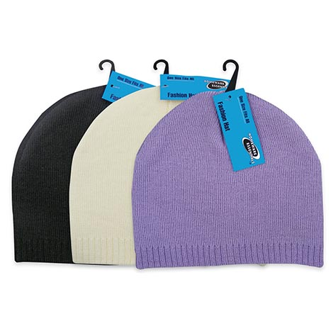 Homeware Essentials Childrens Fashion Hats - Assorted Colours