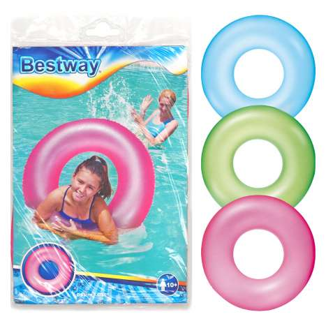 Swim Rings - Assorted Colours