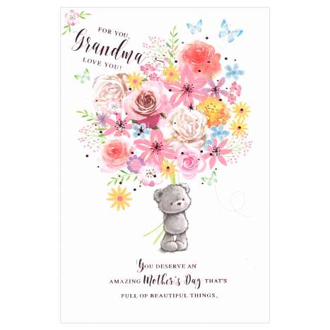 Mother's Day Cards Code 75 - Grandma