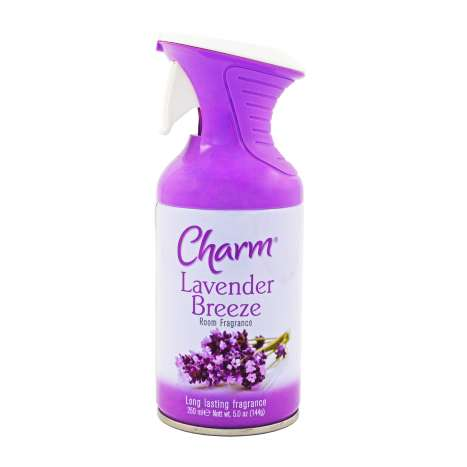 Charm Air Freshener Lavender Breeze 250ml