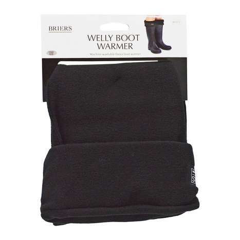 Briers Welly Boot Warmer - Black (One Size)
