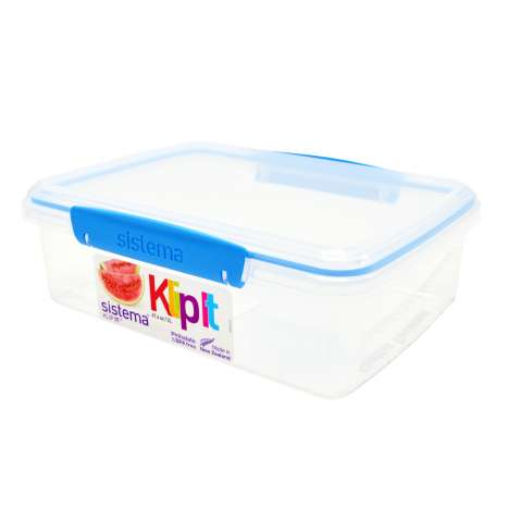 Sistema Klip It Accents Food Container 2 Litre