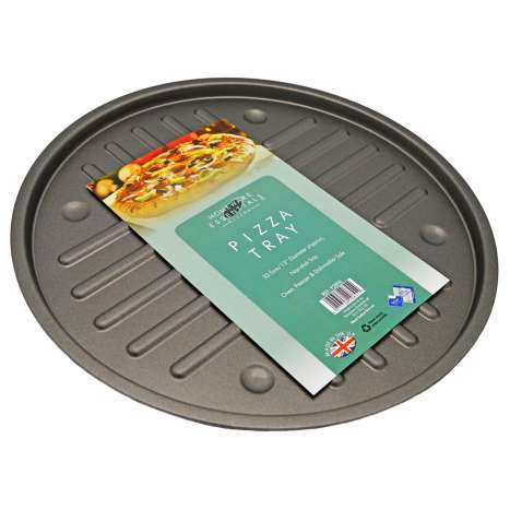 Homeware Essentials Pizza Tray 13""