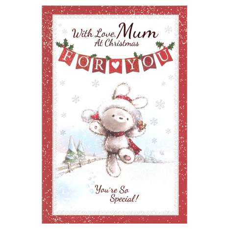 Christmas Cards Code 75 - Mum