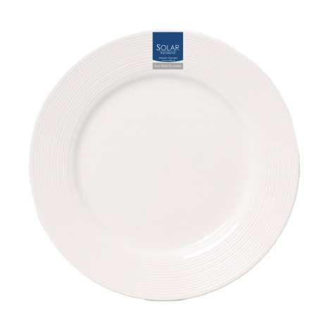 """Solar Tableware 10.5"""" Dinner Plate"""