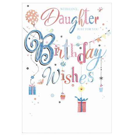 Everyday Greeting Cards Code 50 - Daughter
