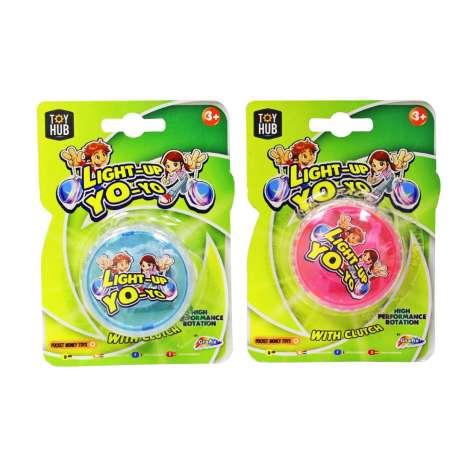 Light Up Yo-Yo - Assorted Colours