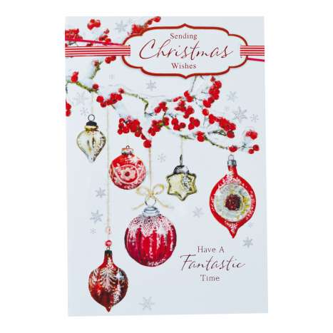 Christmas Wishes (Code 75 - cellophane wrapped)