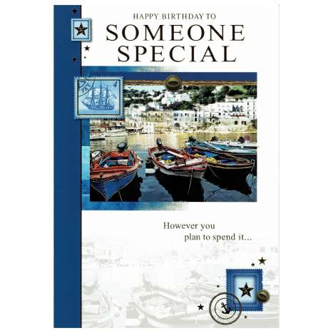Everyday cards code 75 - Someone Special