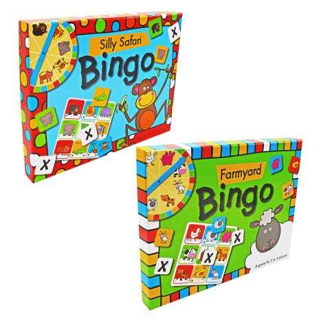 Bingo (Farmyard & Silly Safari)