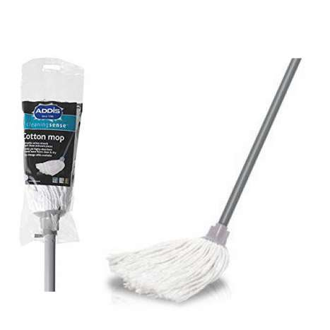 Addis Cotton Mop & Handle