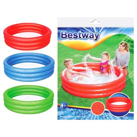 Paddling Pool 60'' - Assorted Colours