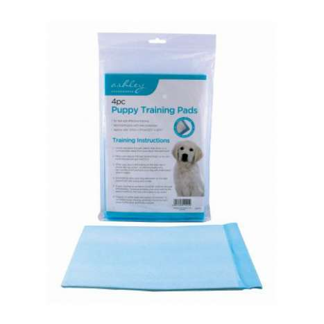 Puppy Training Pads 4pc