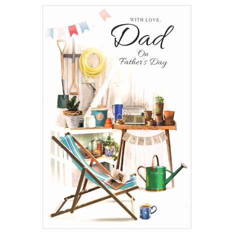 Father's Day Cards Code 75 - Dad