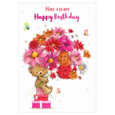 Everyday Greeting Cards Code 50 - Birthday (F)