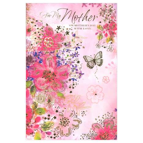 Mother's Day Cards Code 75 - Mother