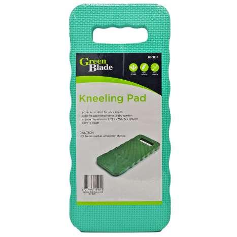 Green Blade Kneeling Pad