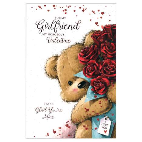 Valentines Day Cards Code 75 - Girlfriend