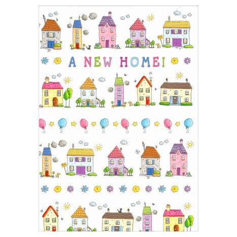 Everyday Greeting Cards Code 50 - New Home