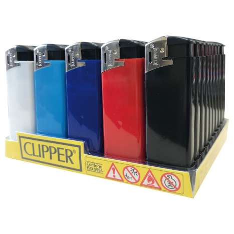 Electronic lighters - Clipper Fit