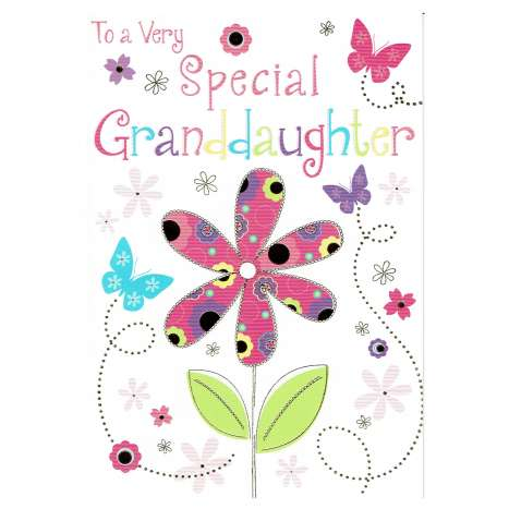 Everyday cards code 50 - Granddaughter