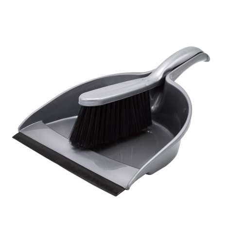 Homeware Essentials Dust Pan & Brush