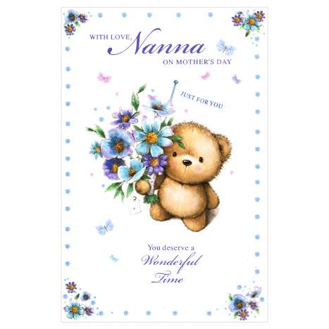 Mother's Day Cards Code 75 - Nanna