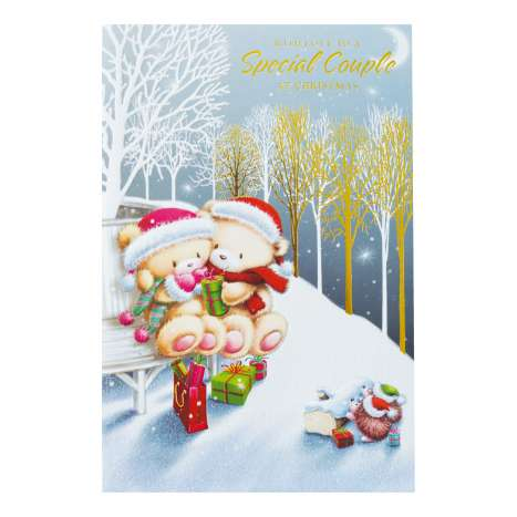 Christmas Cards Code 75 - Special Couple