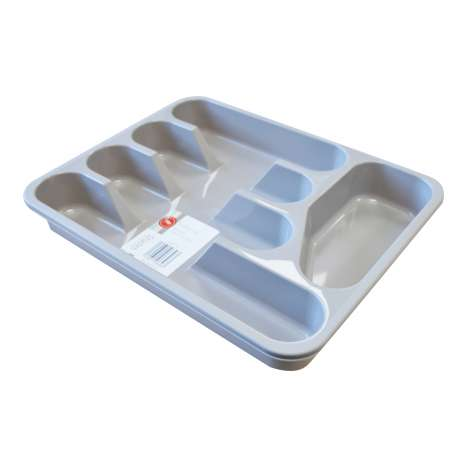 Cutlery tray 3 assorted colours