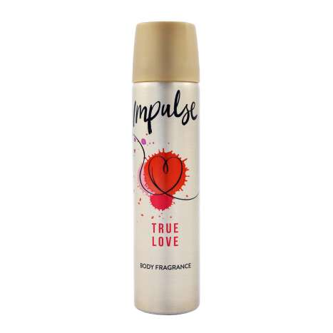 Impulse True Love Body Spray 75ml