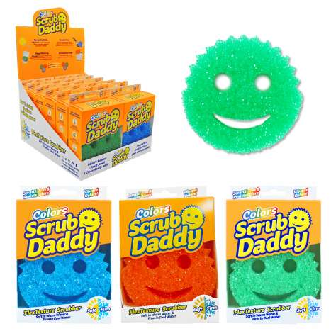 Scrub Daddy Colors - Assorted Colours