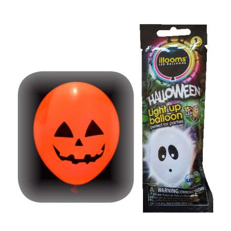 Halloween Light Up Balloons