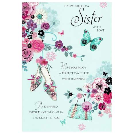 Everyday cards code 75 - Sister