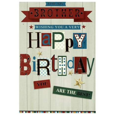 Everyday cards code 75 - Brother