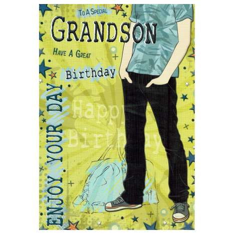 Everyday cards code 75 - Grandson