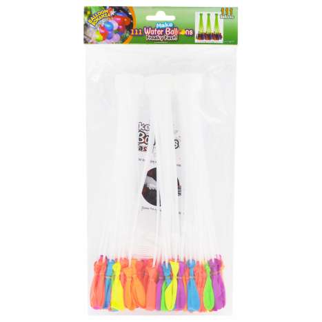 Balloon Bonanza Water Balloons 111 Pack