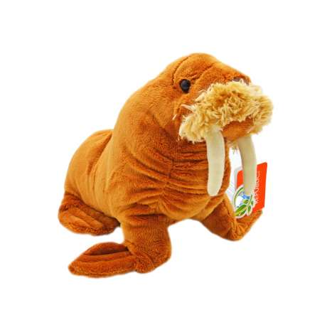 Plush Walrus Soft Toy