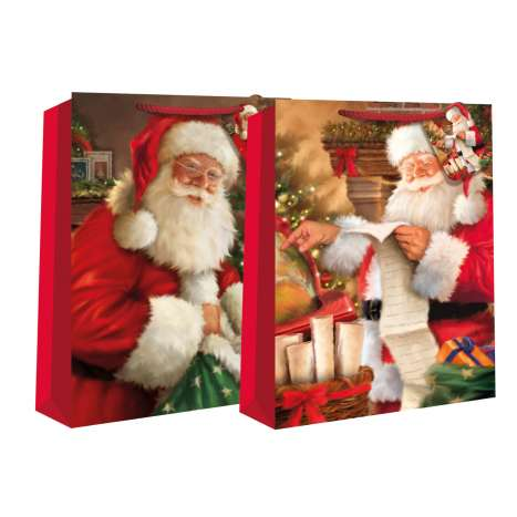 Traditional Santa jumbo bag