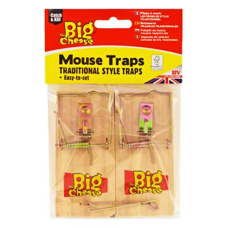 Mouse Traps Twin Pack