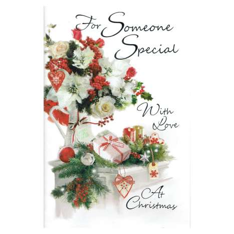 Christmas Cards Code 75 - Someone Special