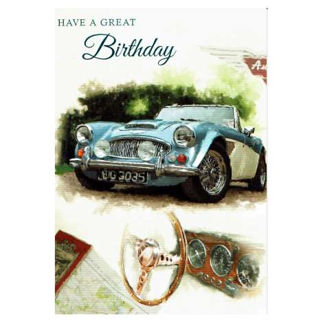 Everyday Greeting Cards code 50 - Birthday (M)