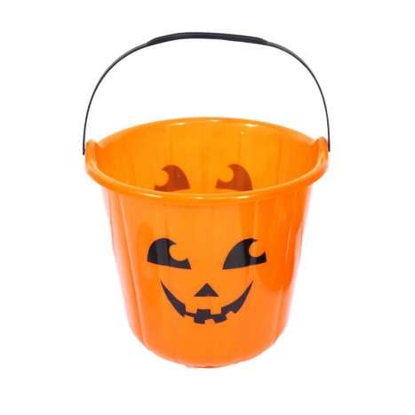Pumpkin bucket 18x16cm