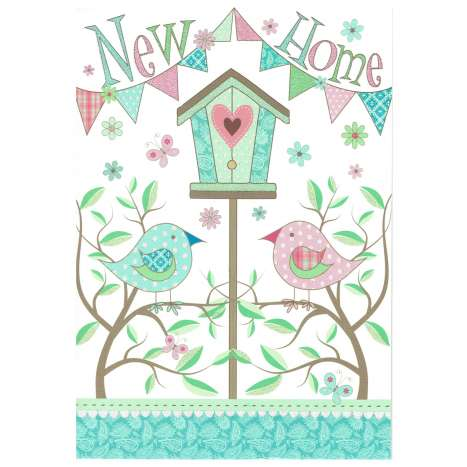 Everyday cards code 75 - New Home