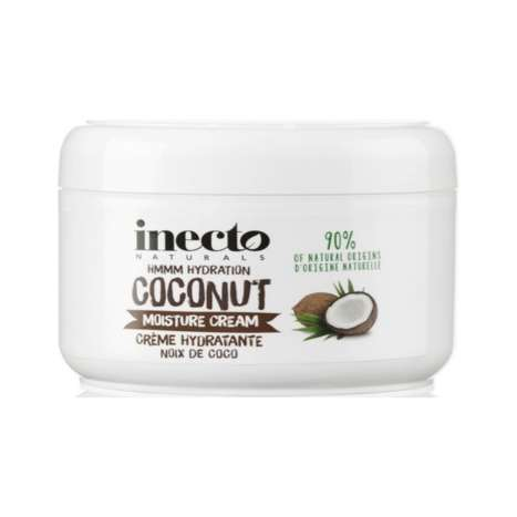 Inecto naturals coconut moisturising cream - 250ml