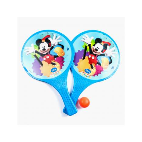 Disney mickey mouse bat 7 ball set