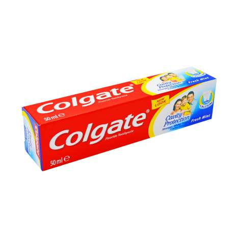Colgate Cavity Protection Toothpaste 50ml