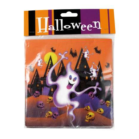 Halloween party napkins